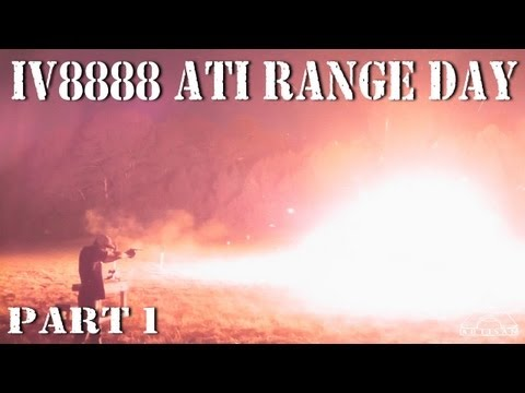 Iraqveteran8888 and ATI Hosted Range Day