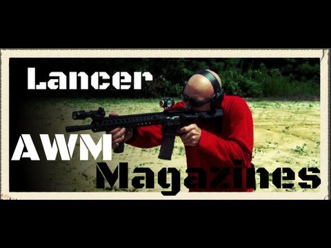Lancer L5 Advanced Warfighter Magazine Review and Torture Test