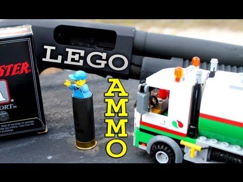 Lego Shotgun Shells