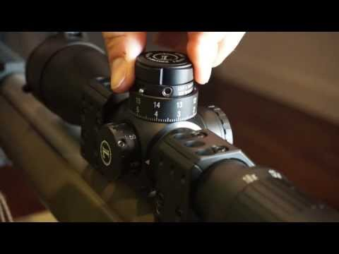 Leupold Mark 6 3-18x44mm Overview