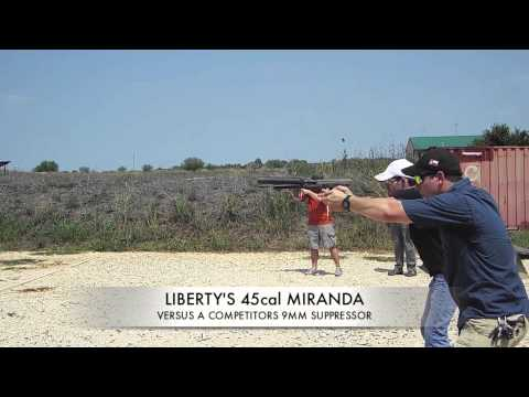 Liberty Suppressors Demo Tour with Silencer Shop