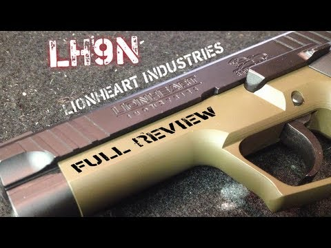 Lionheart Industries LH9N Review