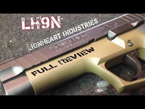 Lionheart Industries LH9N Review