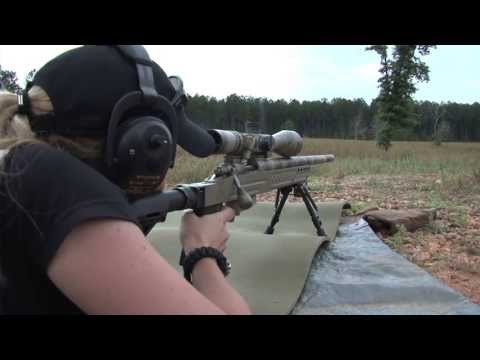 Long Range Rifle Precision - Baseline