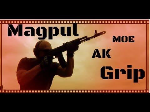 Magpul MOE AK Grip Review