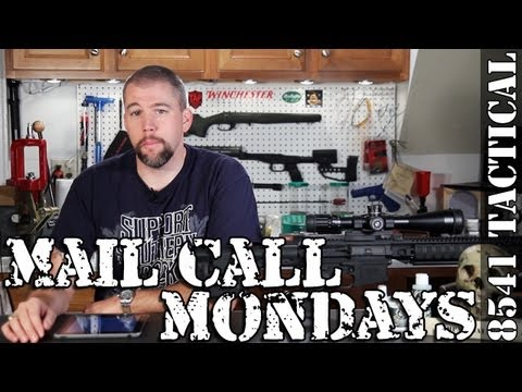 Mail Call Mondays – Math for Shooters, Hiding from your Wife, Reloading Manuals