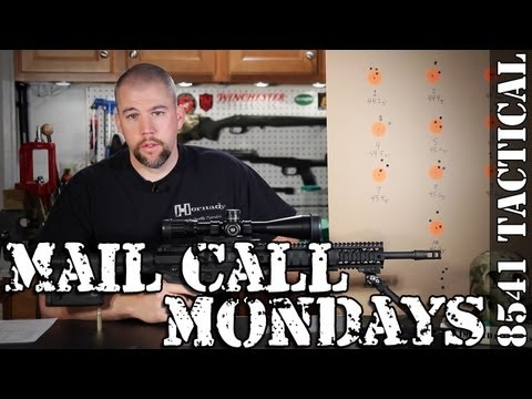 Mail Call Mondays - Optimal Charge Weight and Optimal Barrel Time