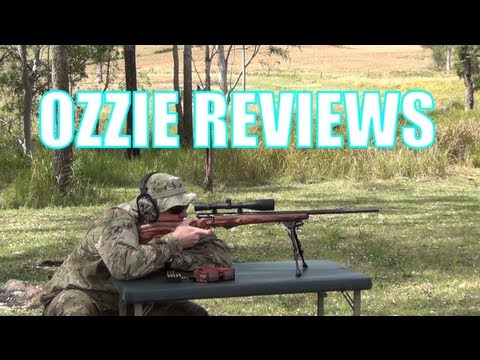 Savage Model 25 Rifle