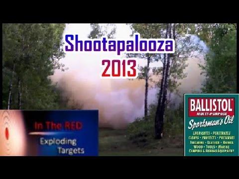 Shootapalooza 2013