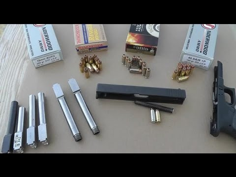 Shooting 40S&W in a 10mm Bar-Sto Precision Barrel