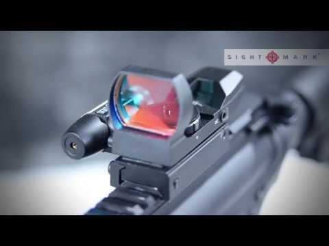 Sightmark Laser Dual Shot Reflex Sight