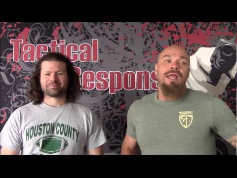 Tactical Response - Fast and Accurate Rifle Class