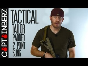Tactical Tailor 2 Point Padded Sling