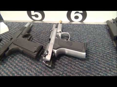 The Armory Channel - Handgun Selection