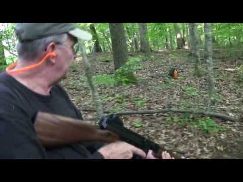 Thompson M1A1 SBR Woods Walk