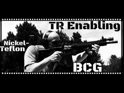 TR Enabling Nickel-Teflon AR-15 Bolt Carrier Group Review