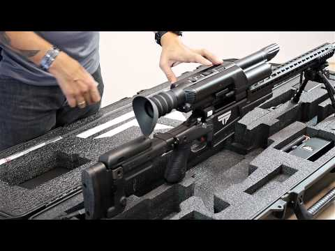 Unboxing the TrackingPoint XS2 Smart Rifle