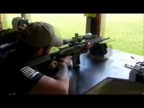 Weapons 4 Warriors Donates Rifle to Veteran