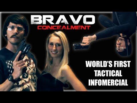 World's First Tactical Infomercial