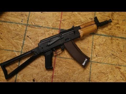 XS Sights on a Rifle Dynamics Krink
