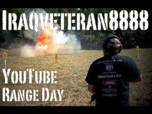 YouTube Range Day hosted by Iraqveteran8888