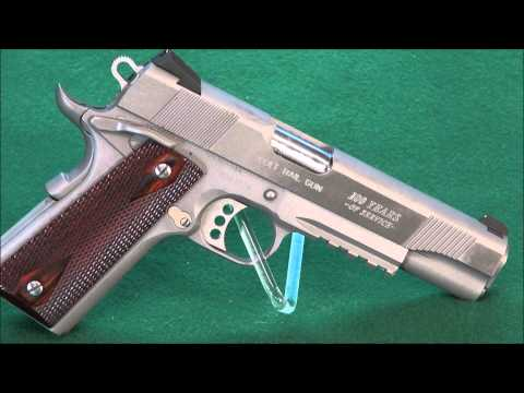 45 ACP Stopping Power and History