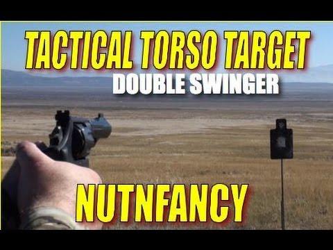 Action Target PT Tactical Torso Target