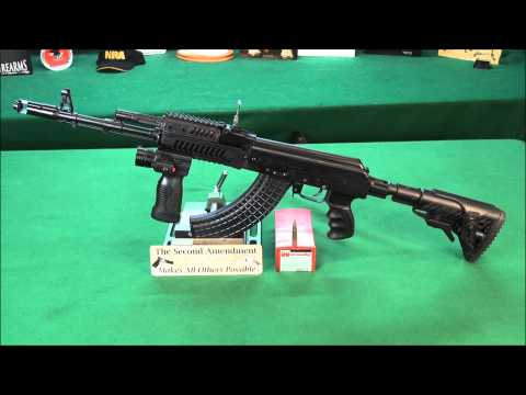 AK47 History and Modifications
