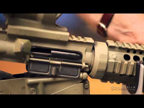 AR-15 Rifle Cleaning