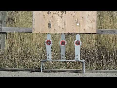 AR500 Trifecta Reactive Steel Target System