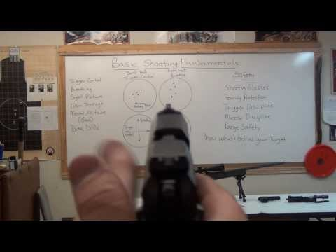 Basic Shooting Fundamentals