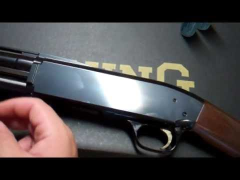 Browning BPS Upland Special Shotgun
