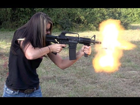 Bump Firing with a Bumpski Stock