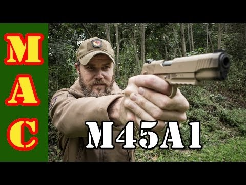 Colt USMC M45A1 Close Quarter Battle Pistol