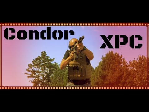Condor Exo Plate Carrier Review