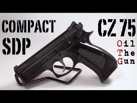 CZ 75 Compact SDP