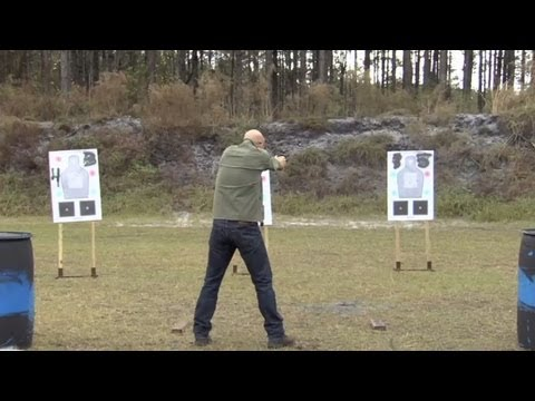 Defensive Shooting Standards Drill Stage 2
