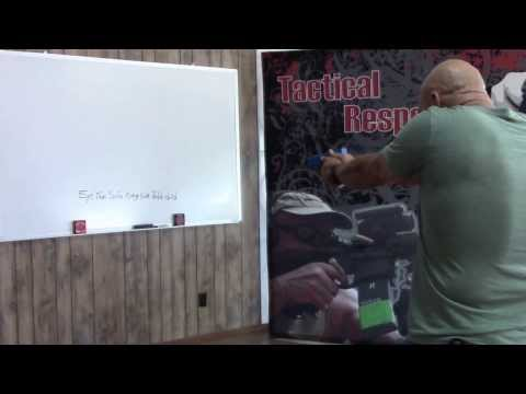 Dry Practice – Part 2 – LaserLyte Trainer Target