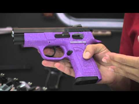 EAA New Products 2014 - Targeting Female Handgun Market