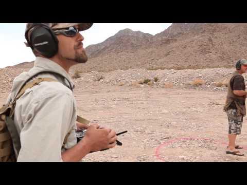 Fiocchi vs Gnat Warfare Drone Targets