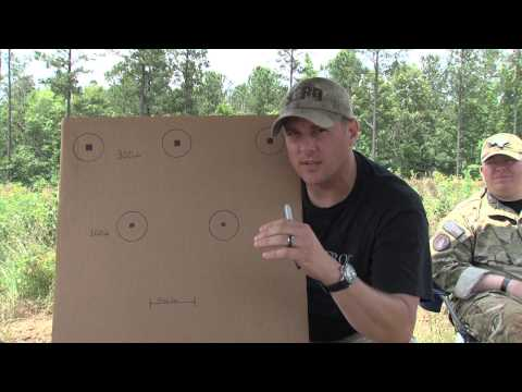 Firearm Training - Lazy W Drill