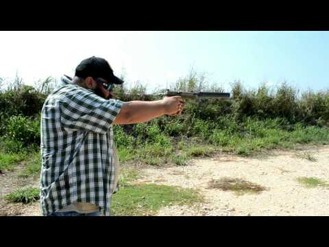 FNP Tactical with the Liberty Miranda Suppressor