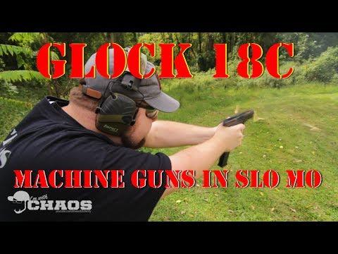 Full Auto Glock 18C
