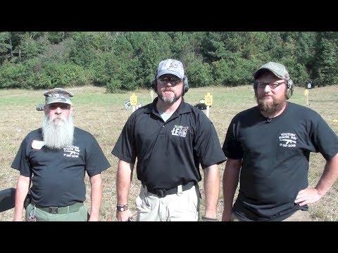 Glock 19 vs CZ 97 vs Sig 1911 Nightmare