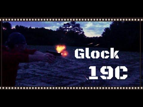 Glock 19C Pistol Review