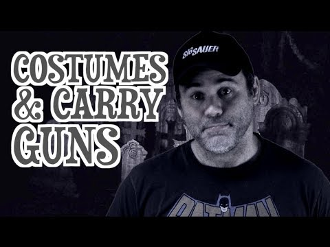 Halloween and Handguns