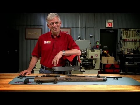 How to Assemble a Remington 700 Rifle