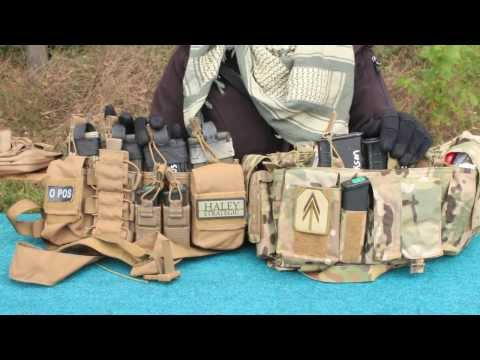 HSP D3 Chest Rig vs Mayflower UW Chest Rig Gen IV