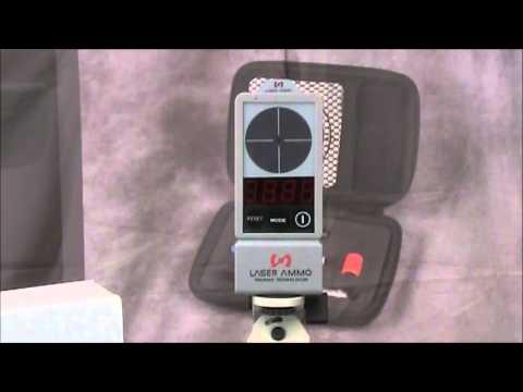 LaserPET Personal Electronic Target