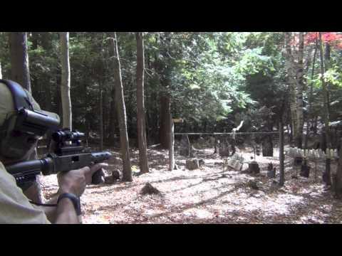 M11 Full Auto Submachine Gun